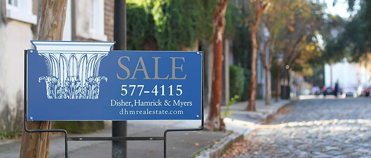 search Charleston real estate for DHM properties