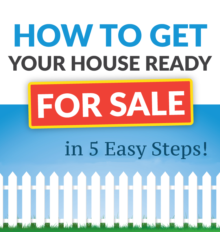 Free Ebook How To Get Your House Ready For Sale In 5 Easy Steps