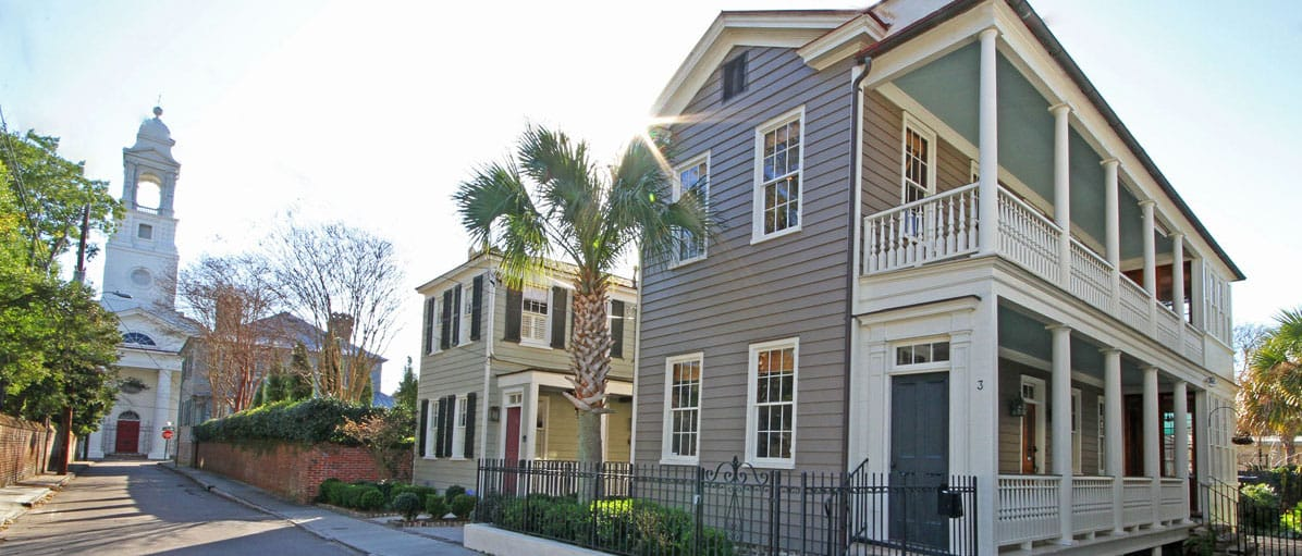 3 Magazine Street, Harleston Village in Historic Downtown Charleston