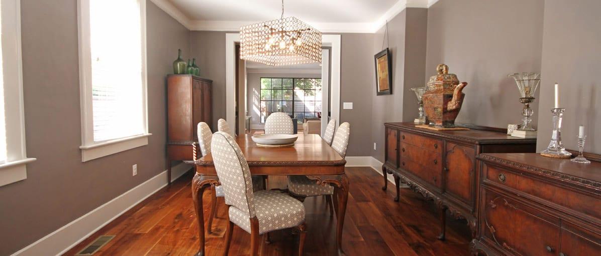 103 Ashley Avenue dining room