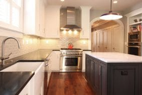 103 Ashley Avenue modern kitchen, Thermador appliance package