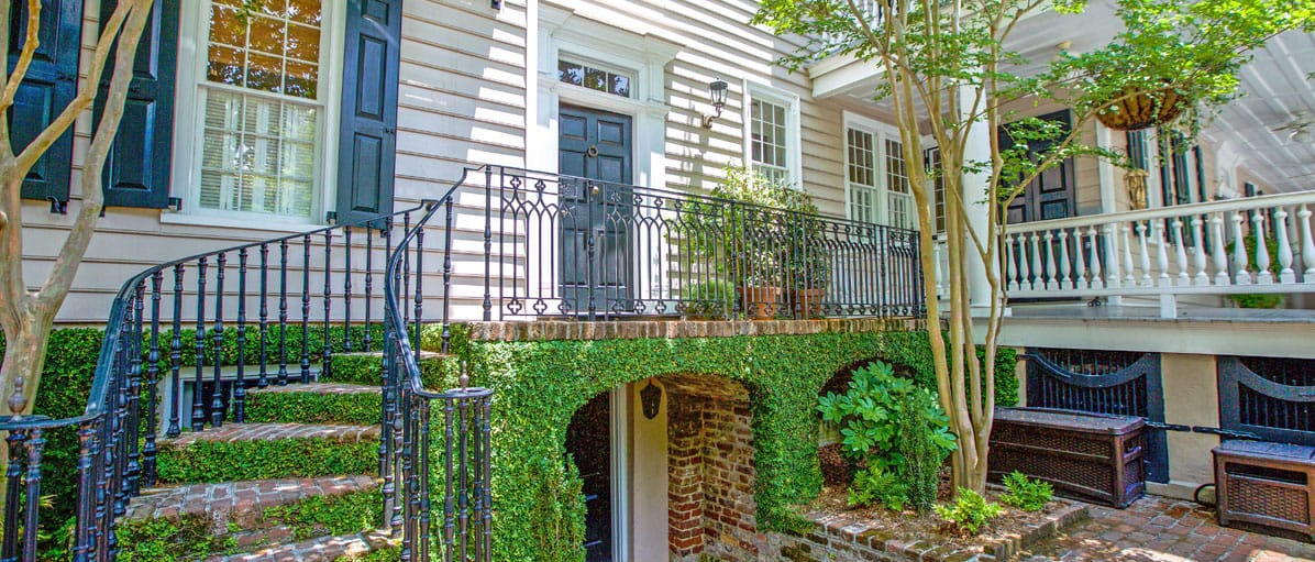 45 Church Street South of Broad Historic Charleston