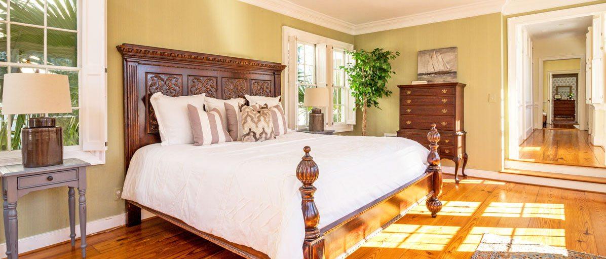 45 Church Street master bedroom