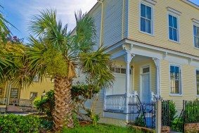 60 Pitt St near College of Charleston, Harleston Village