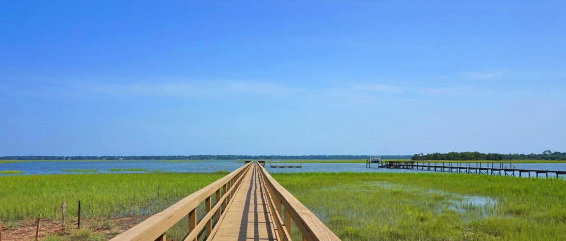 Kiawah River Estates dock