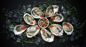 Southern holiday oysters