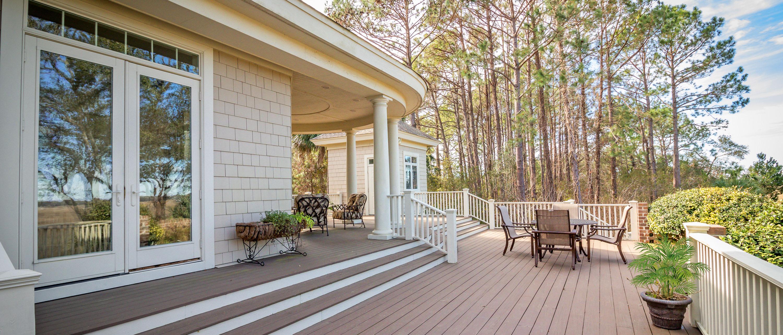 1405 Nancy Island Drive, Seabrook Island deck