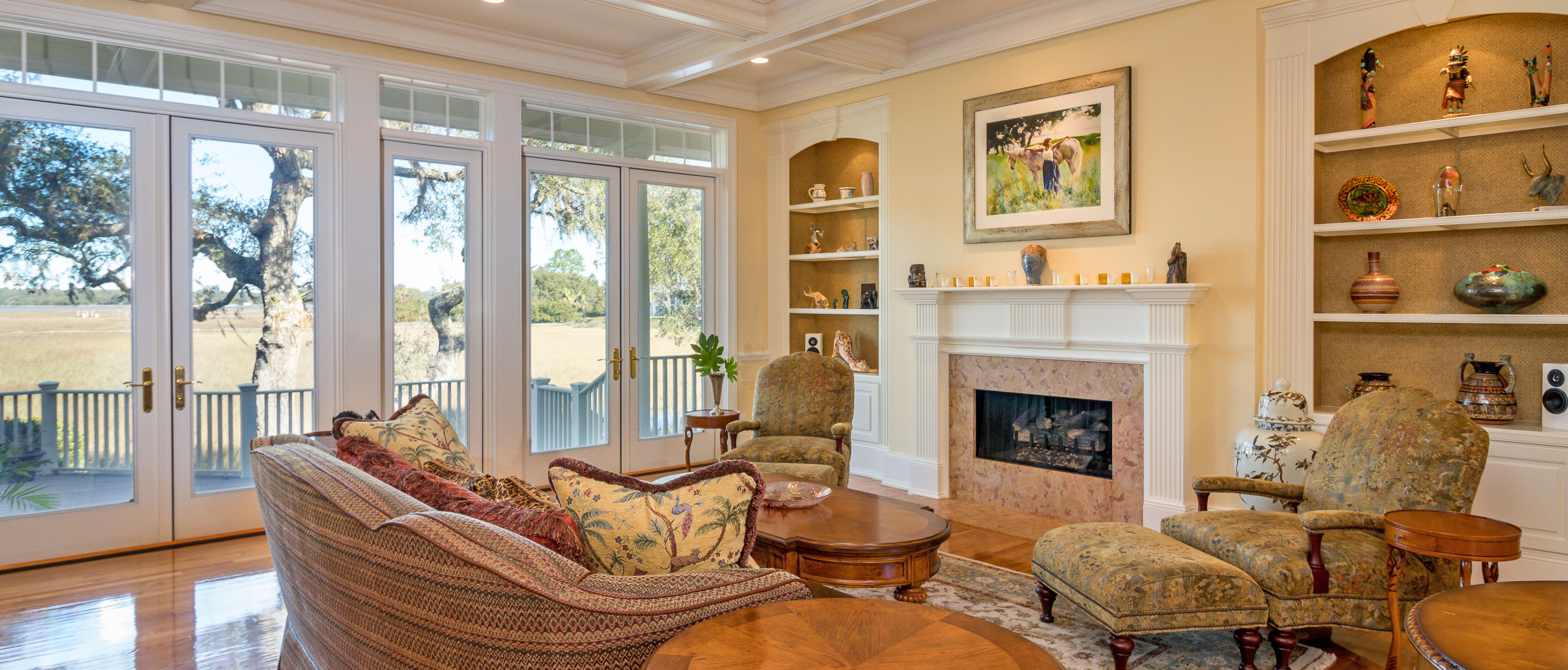 1405 Nancy Island Drive, Seabrook Island living room