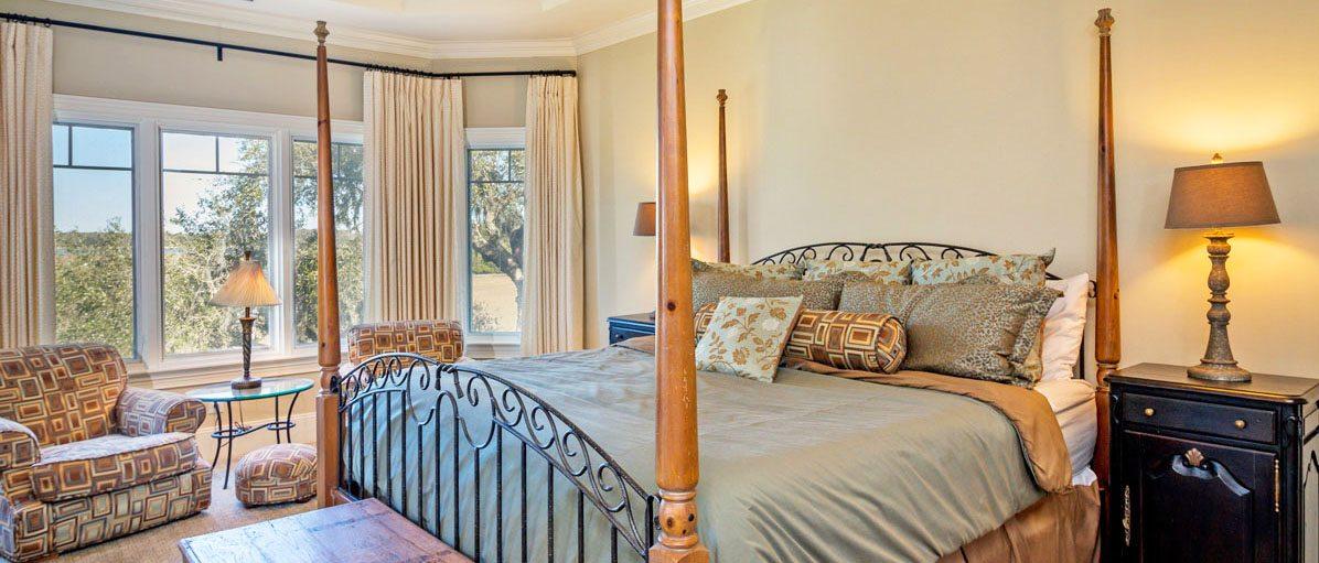 1405 Nancy Island Drive, Seabrook Island master bedroom