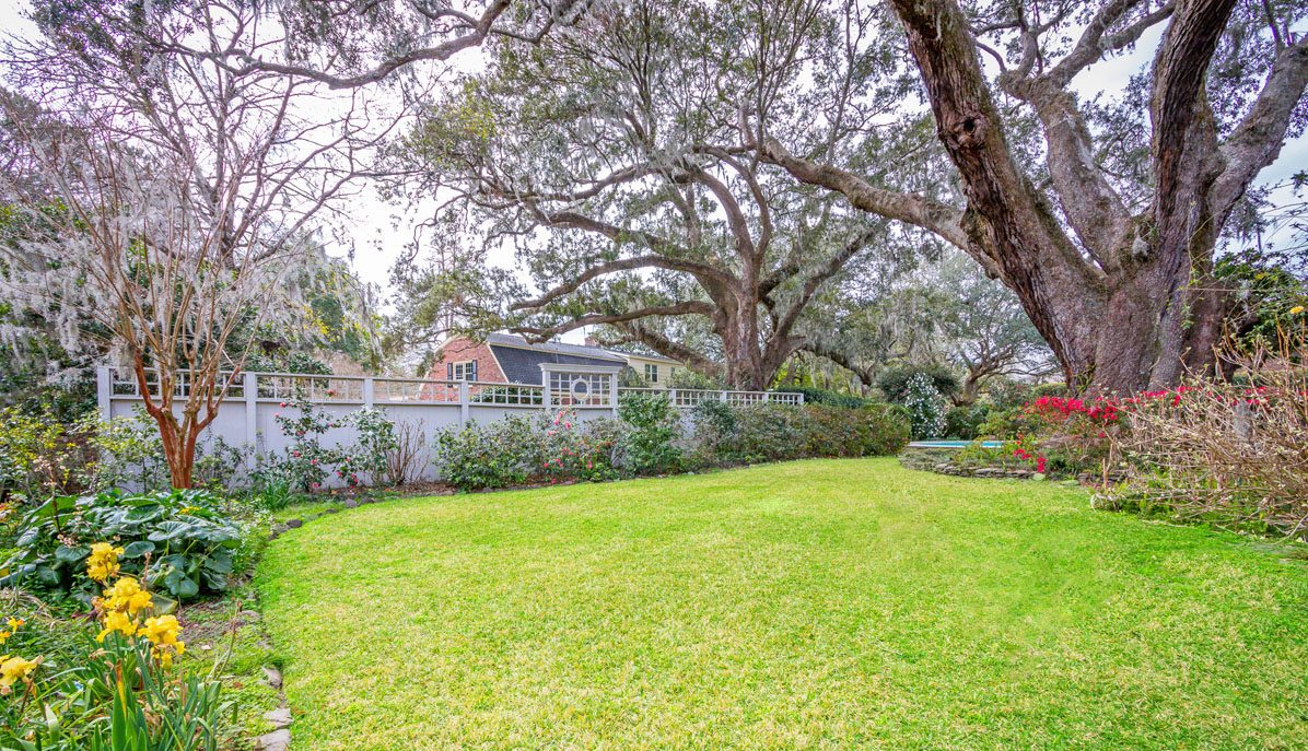 11 Ponce De Leon Avenue, Wespanee Plantation backyard