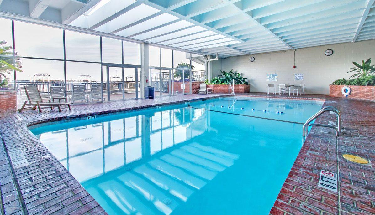 330 Concord Street, Dockside pool