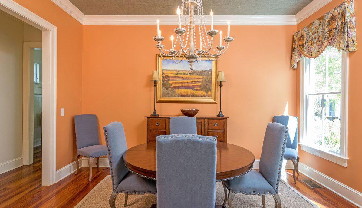 302 N. Shelmore Blvd., I'on dining room