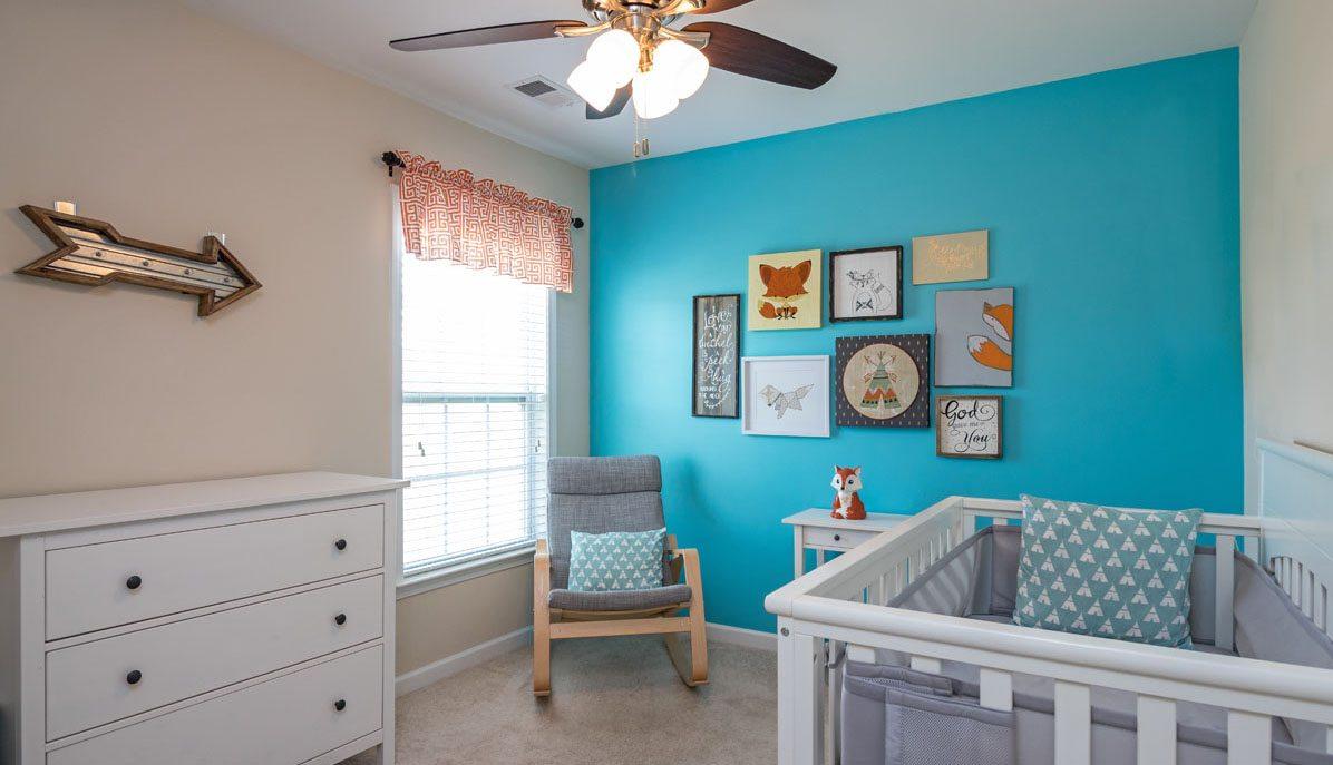 8015 Regency Elm Drive bedroom 3