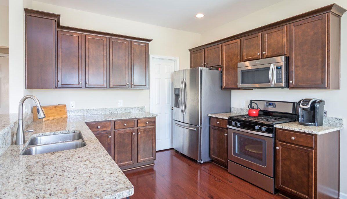 8015 Regency Elm Drive kitchen
