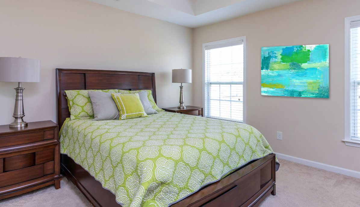 8015 Regency Elm Drive master bedroom