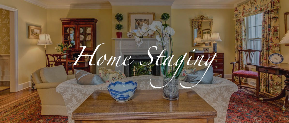 Home Staging in Charleston, SC