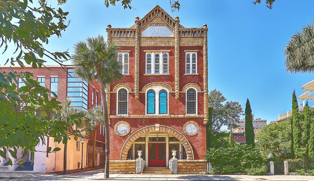 309 Meeting Street exterior