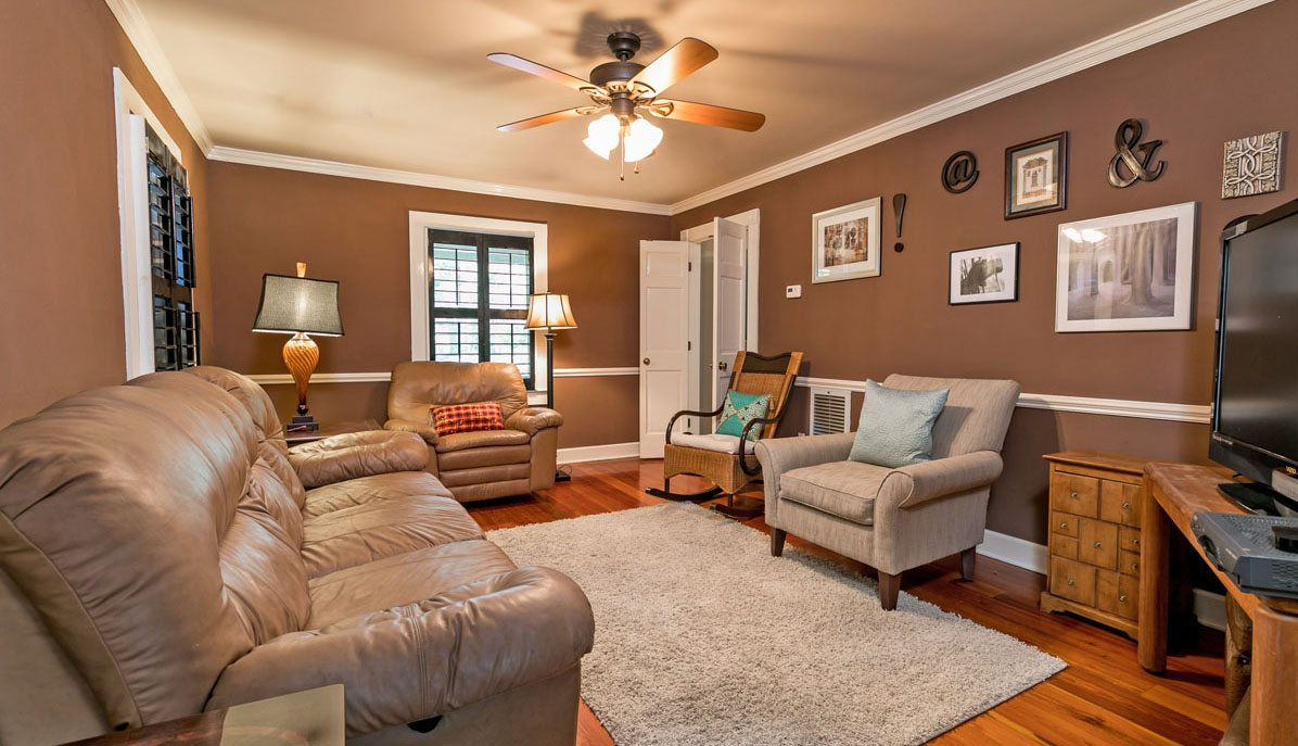 2258 Shad Drive, Johns Island living room