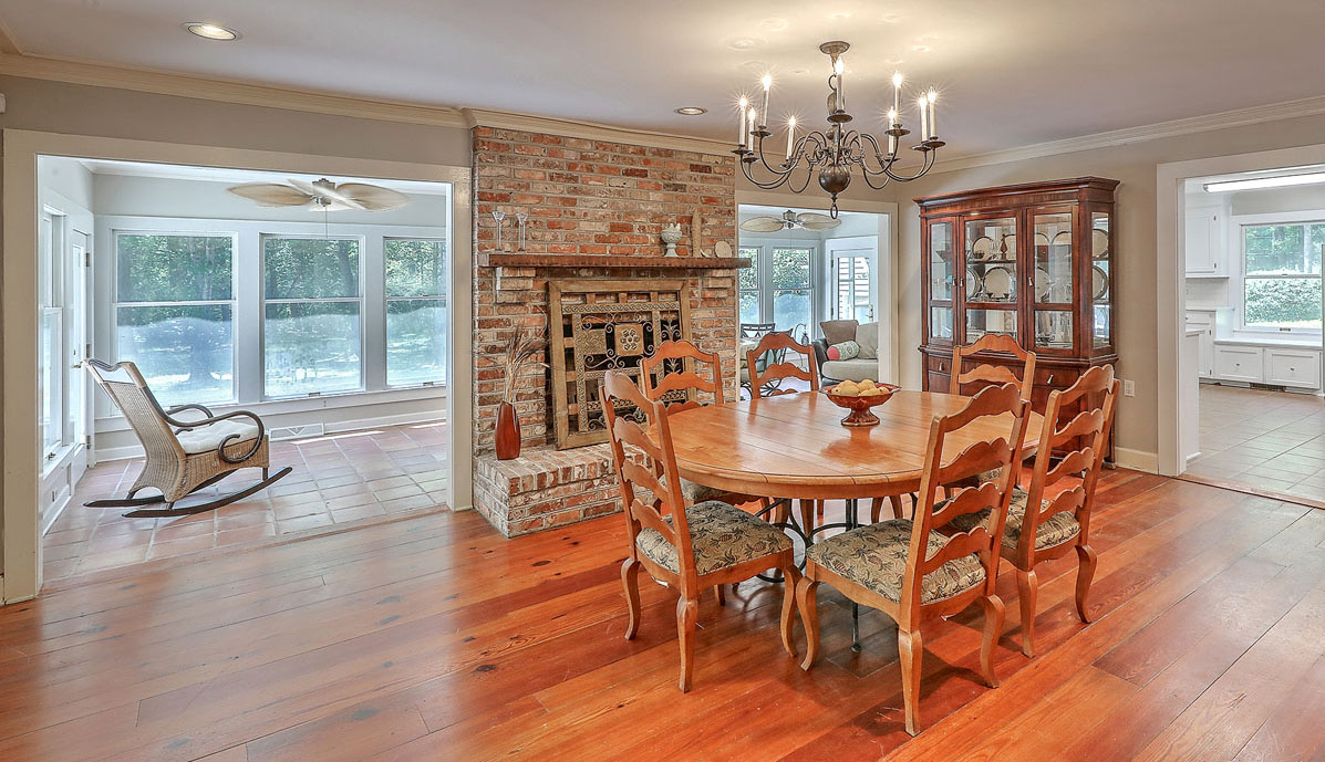 2258 Shad Drive dining room