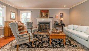 2258 Shad Drive, Johns Island living room