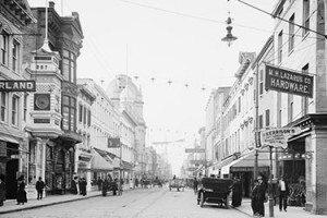 King Street, Charleston, SC c.1910-1920s
