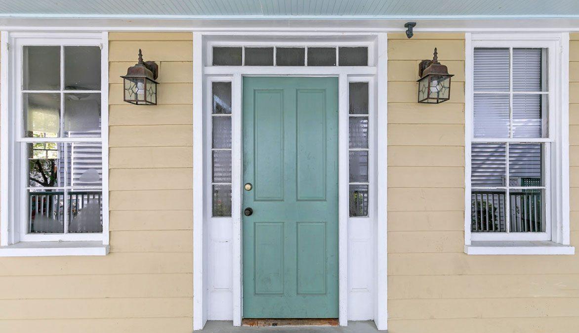 9 Bogard Street front door
