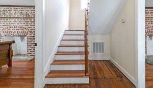 9 Bogard Street stairs