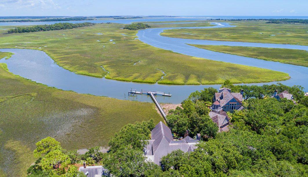23 Cormorant Island Lane aerial