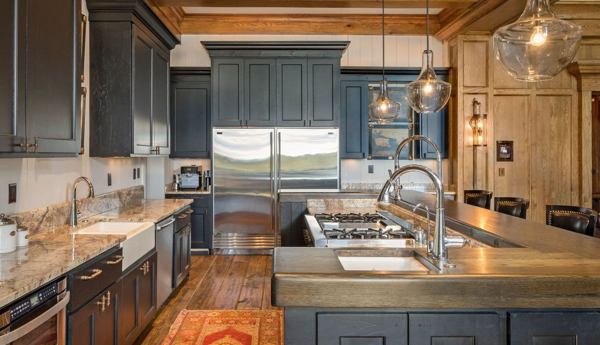 23 Cormorant Island Lane kitchen