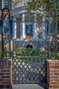 46 Murray Blvd., Charleston Battery gate