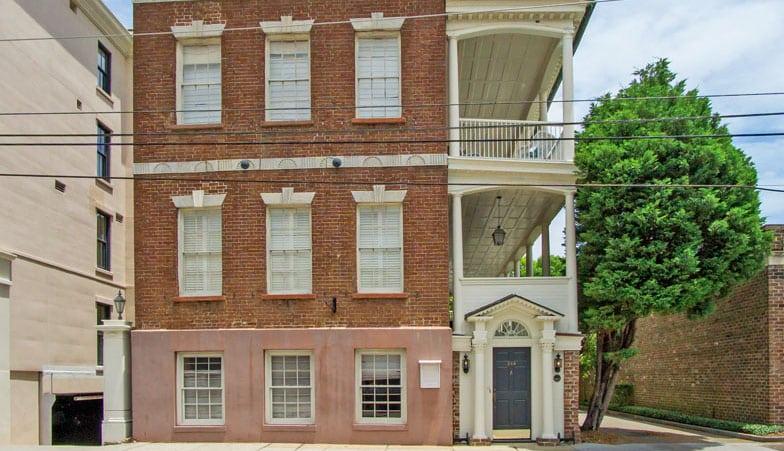 286 Meeting Street exterior
