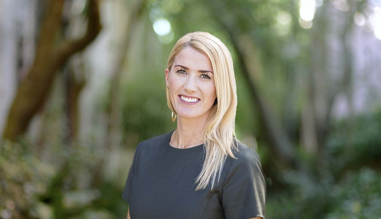 Charleston real estate agent Grace Barrett
