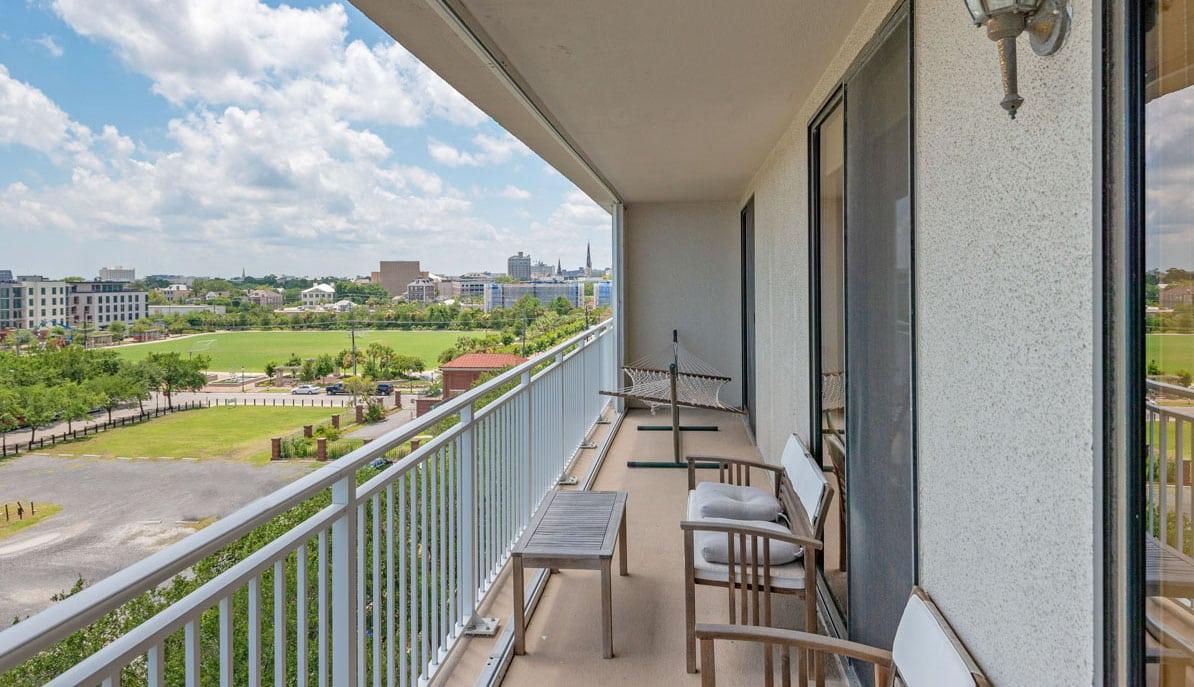 330 Concord Street 6A balcony