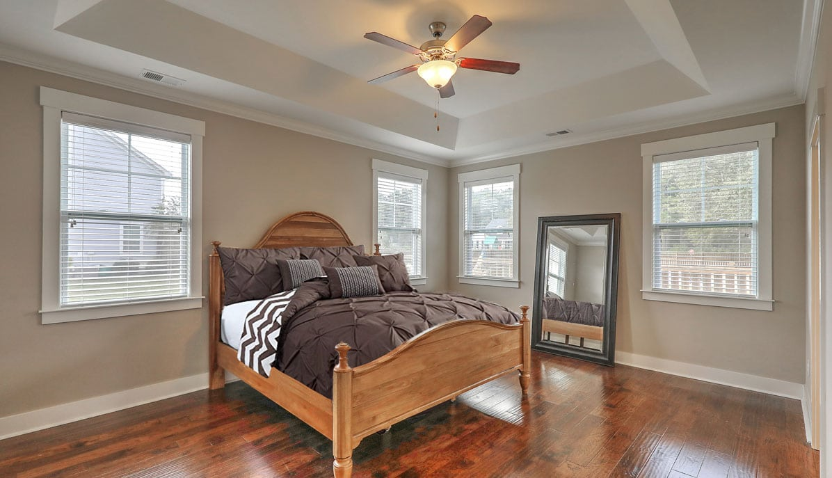 3153 Fosters Glenn Drive master bedroom