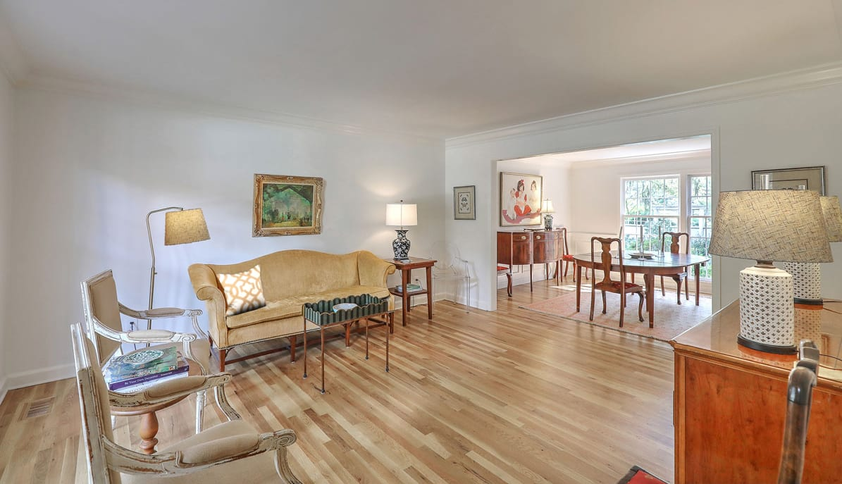 11 Ponce De Leon Avenue, Wespanee formal living room