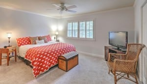 255 Lands End Drive upstairs bedroom