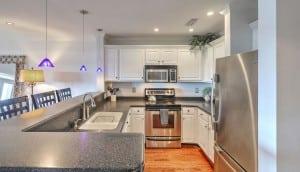 255 Lands End Drive kitchen