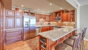 330 Concord Street 10D, Dockside kitchen