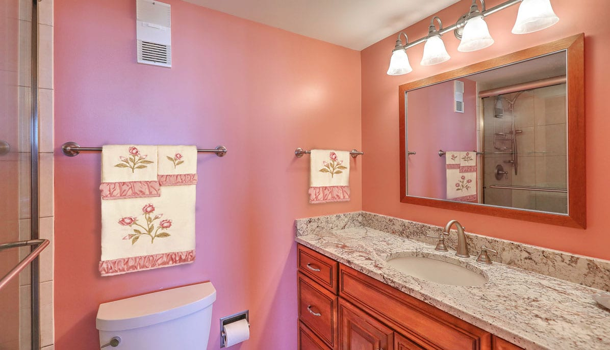 330 Concord Street 10D, Dockside master bath