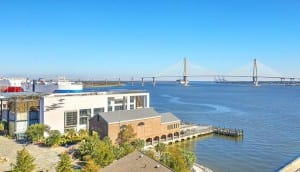 330 Concord Street 10D, Dockside Condominiums view