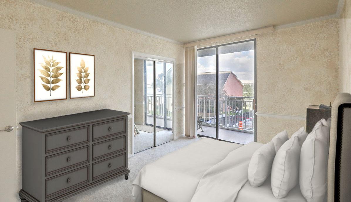 330 Concord Street 3E, Dockside bedroom 2