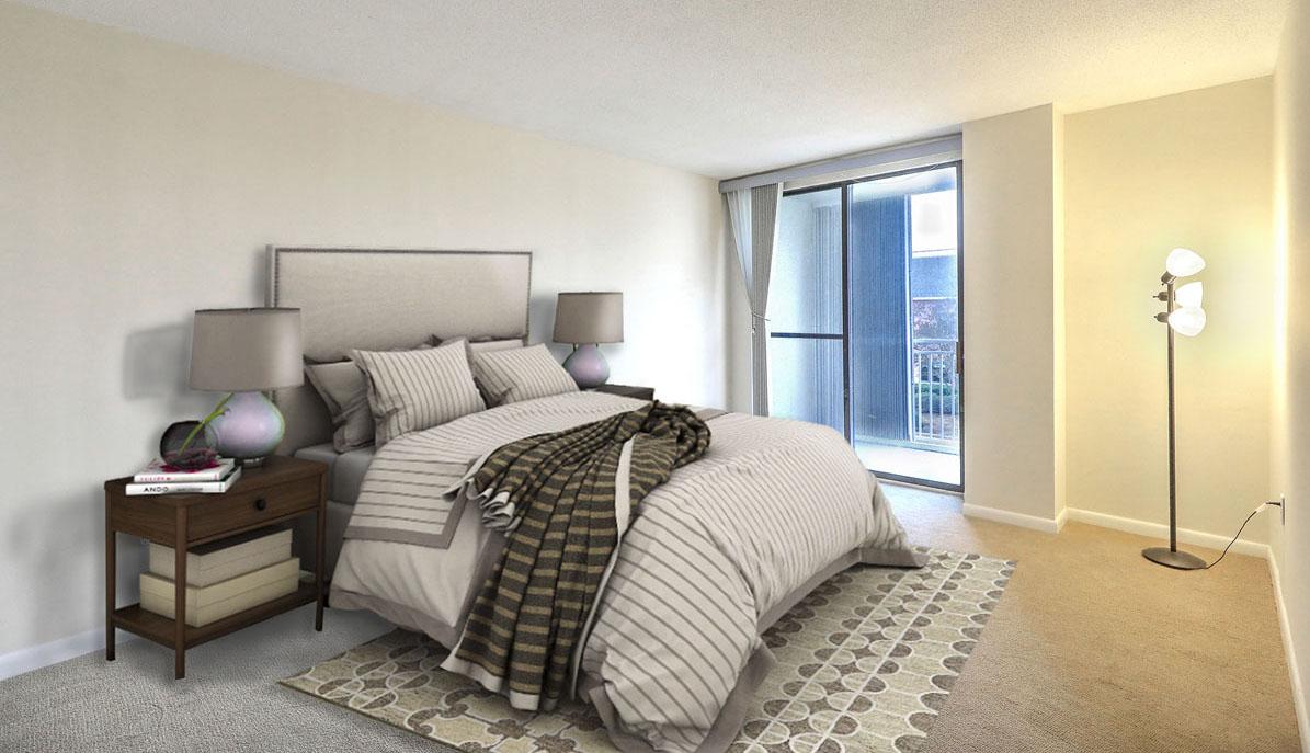 330 Concord Street 3E, Dockside bedroom 3
