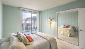 330 Concord Street 3E, Dockside master bedroom