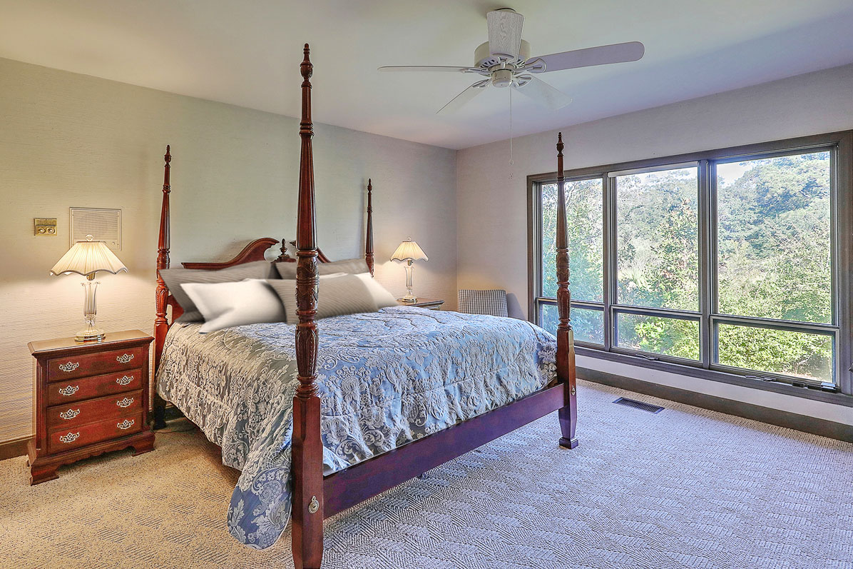 351 Confederate Circle, South Windermere, master bedroom