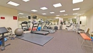 Dockside Condos gym