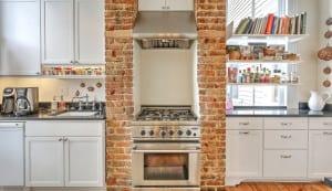 110 Ashley Avenue kitchen