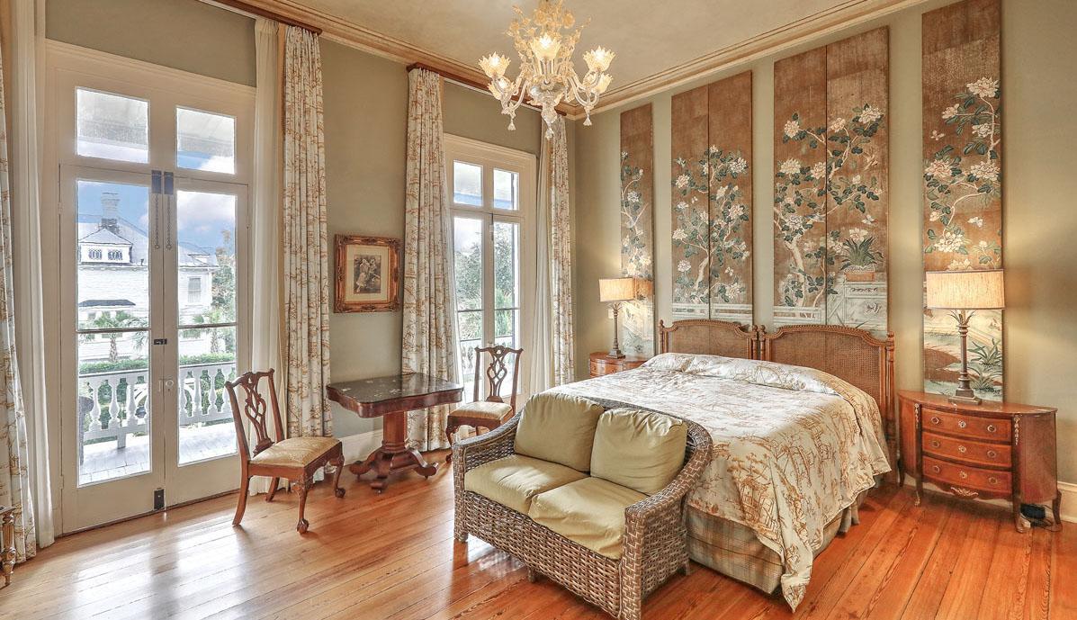 110 Ashley Avenue master bedroom