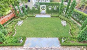 110 Ashley Avenue side garden