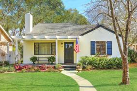 113 Tall Oak Avenue exterior. Cottage for sale near Avondale, Charleston, SC.