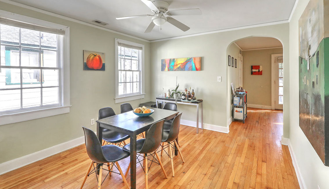 28 Addlestone Avenue A, Wagener Terrace dining room